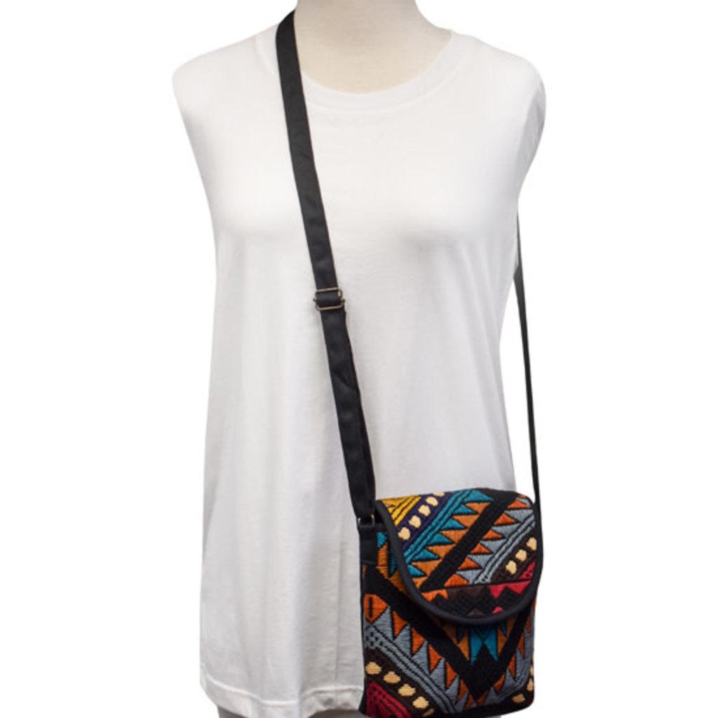 Unique Batik Volcano Gadget Bag