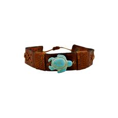 Unique Batik Vibe Charm Turtle Bracelet