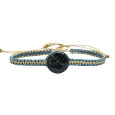 Unique Batik Gemstone Friendship Bracelet