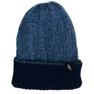 Minga Imports Gelid Alpaca Hat Blue