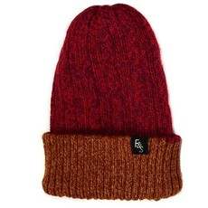 Minga Imports Gelid Alpaca Hat Red
