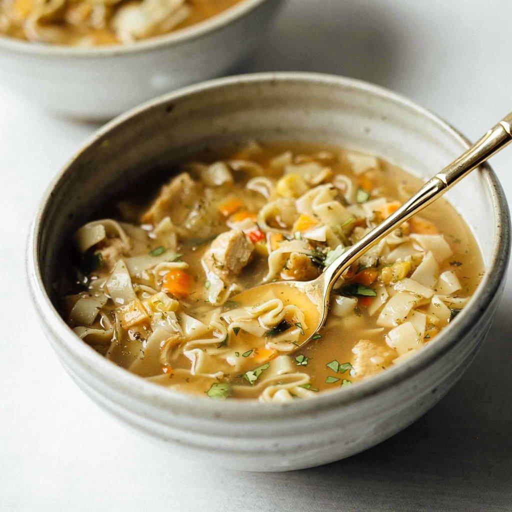 Farmhouse Chicken Noodle Soup