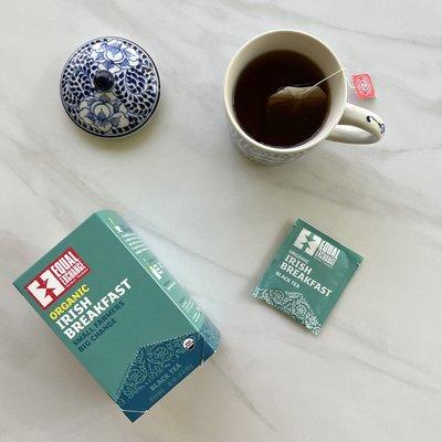 Equal Exchange Organic Irish Breakfast Tea 20pc Box