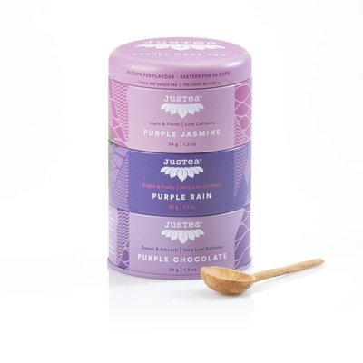 Just Tea Purple Loose Leaf Tea Sampler