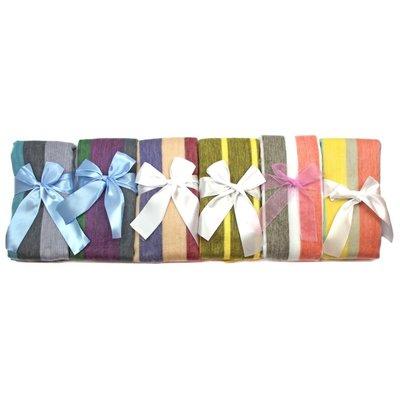 Minga Imports Fleece Receiving Blanket 30x30