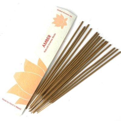 Global Crafts Incense Sticks Amber