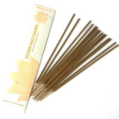 Global Crafts Incense Sticks Golden Nag Champa