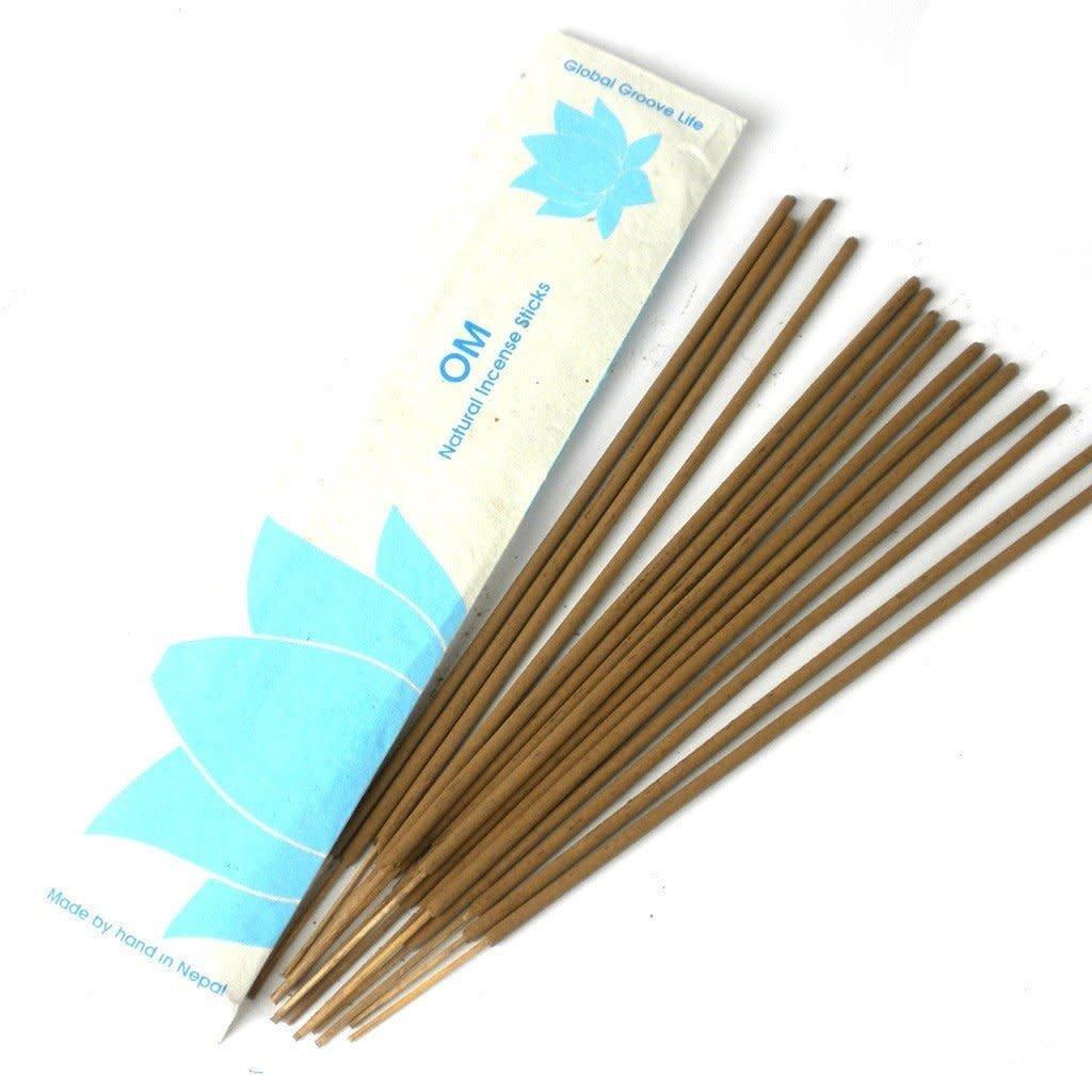 Global Crafts Incense Sticks OM
