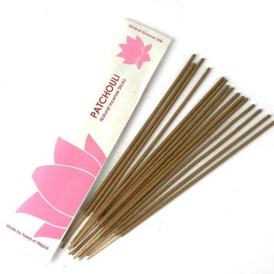 Global Crafts Incense Sticks Patchouli