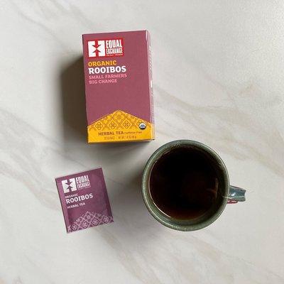 Equal Exchange Organic Rooibos Tea 20pc Box