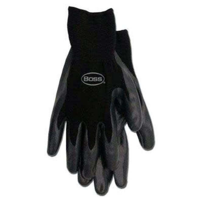 Boss Nitrile Gloves - Medium 4 Pack