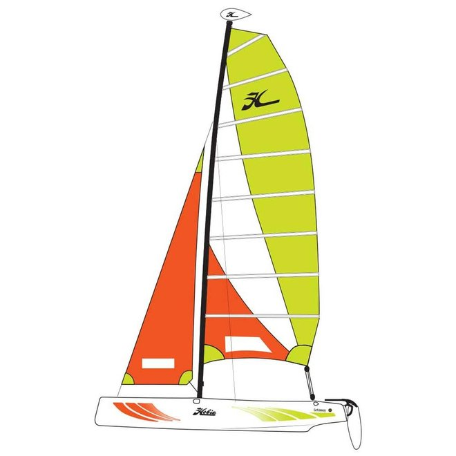 Hobie 2019 Getaway Catamaran Sailboat