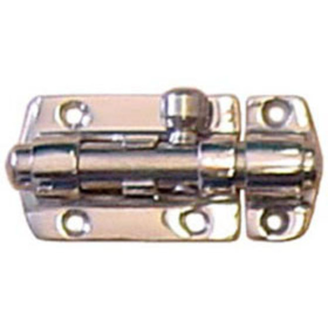 Barrel Bolt SS 2-3/8 inch