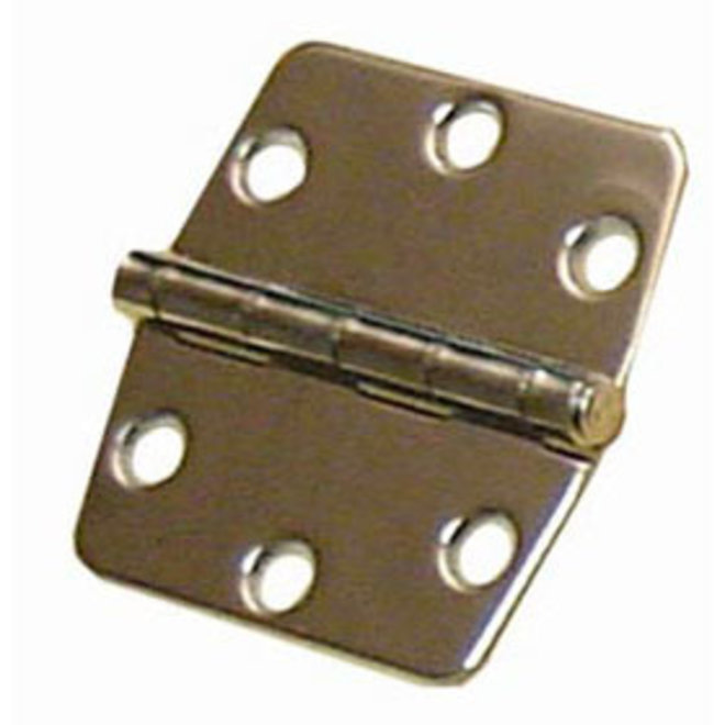 Butt Hinge Large 3 x 3 SS