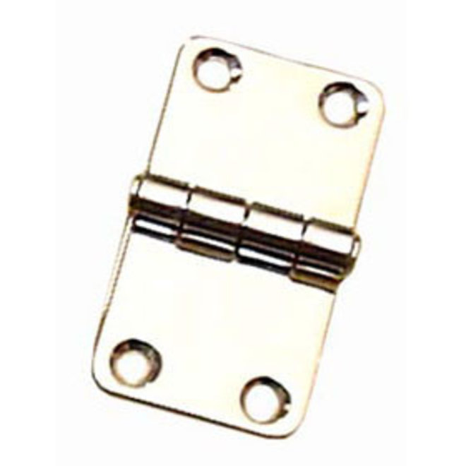 Butt Hinge 2-5/8 x 1-1/2 Stainless Steel