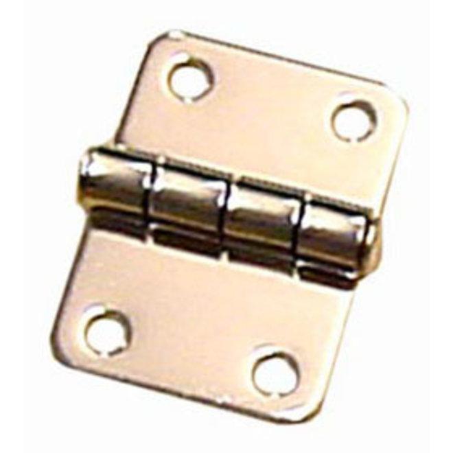 Butt Hinge 1-7/16 x 15/16 Stainless Steel