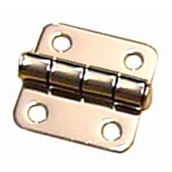 Butt Hinge 1-1/2 x 1-1/2 Stainless Steel 304