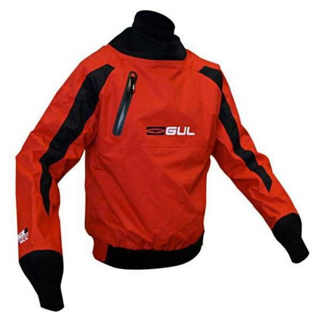 Gul Ballistic Spray/Dry Top neoprene neck