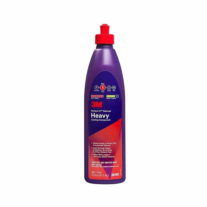 3M Perfect It Heavy Cutting Compound