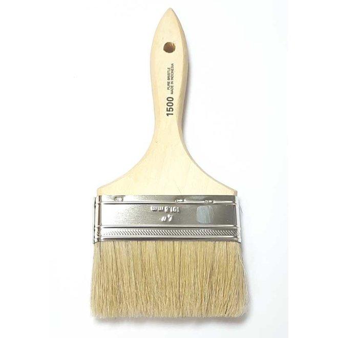 Bristle Brush 4in Economy