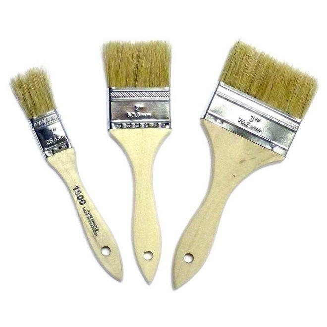 Bristle Brush 3in Economy