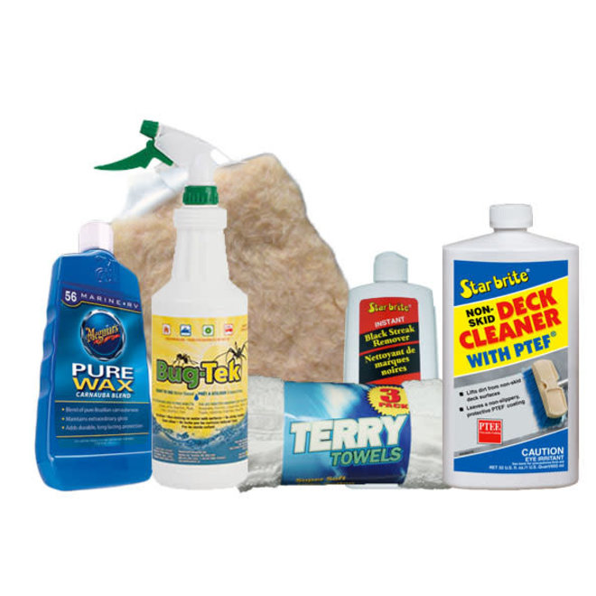 Boaters Cleaning Package