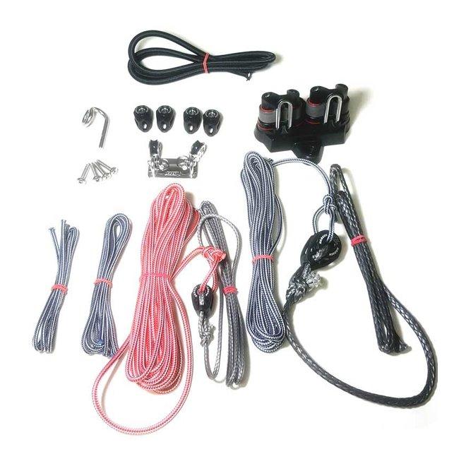 Laser® Performance Kit Outhaul | Cunningham Harken