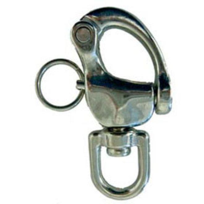 Swivel Snap Shackle 22mm L 5in BL 8300 lb