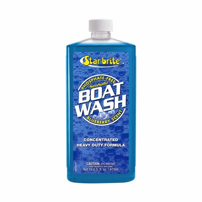 Boat Wash in a Bottle Starbrite