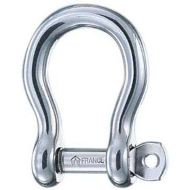 Bow Shackle 4mm BL 700kg