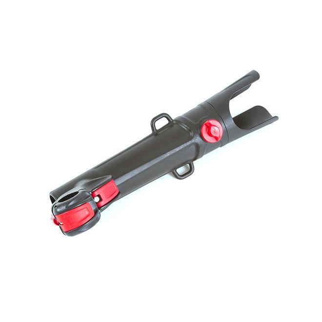 Hobie H-Rail Adjustable Rod Holder Assembly