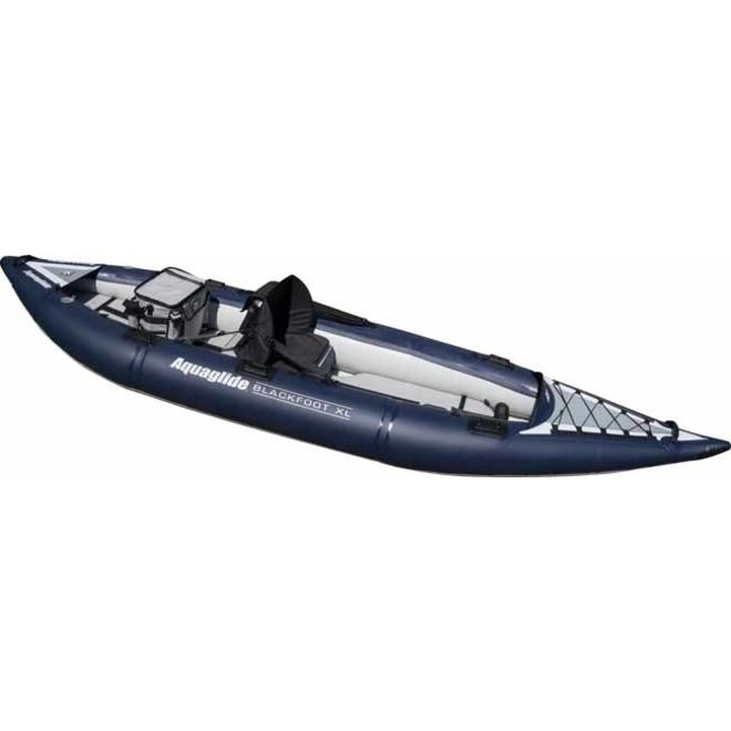 Aquaglide Blackfoot 125 Inflatable Kayak