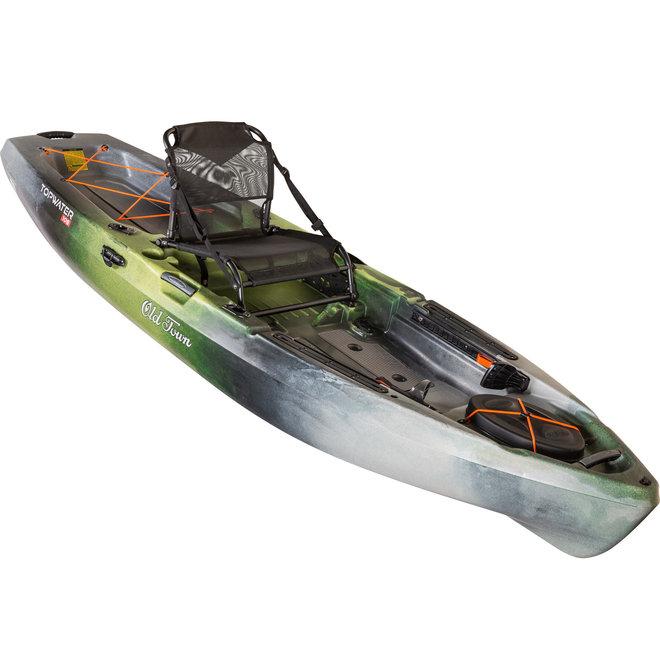 Old Town 2019 Topwater 106 Single Kayak