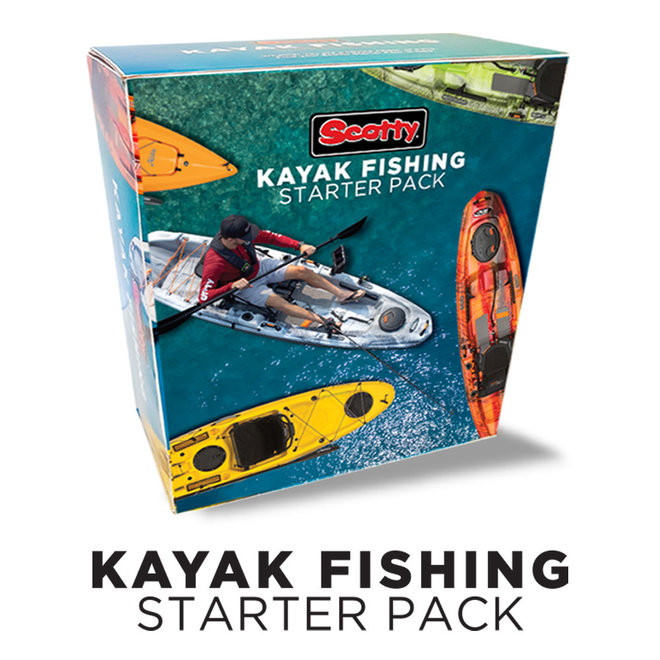 Kayak Fishing Starter Pack