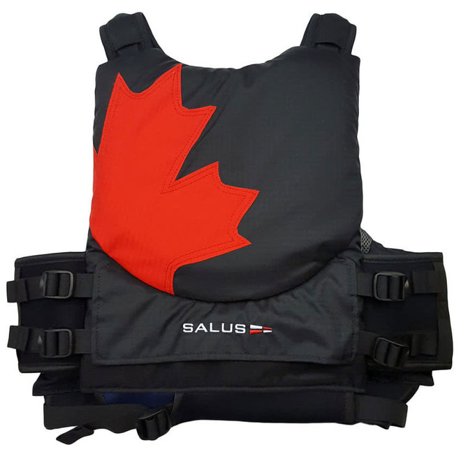 Salus Abacus PFD BLACK CANADA S/M