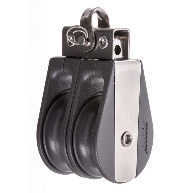 38mm Nova Double Block with Loop Top