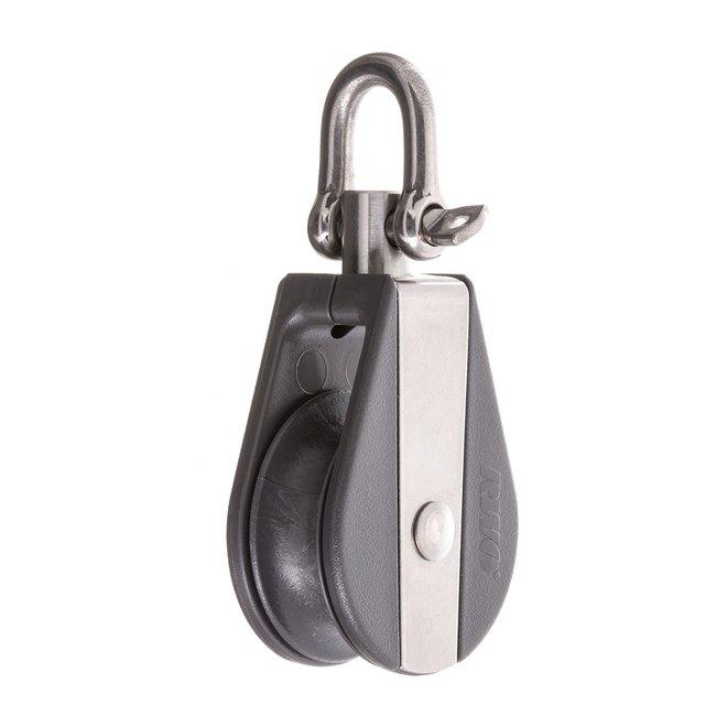 38mm Nova Single Block with Swivel and Lock