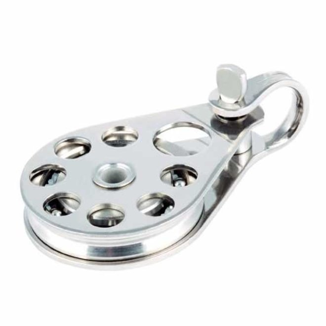 38mm Single Block with Shackle High Tension
