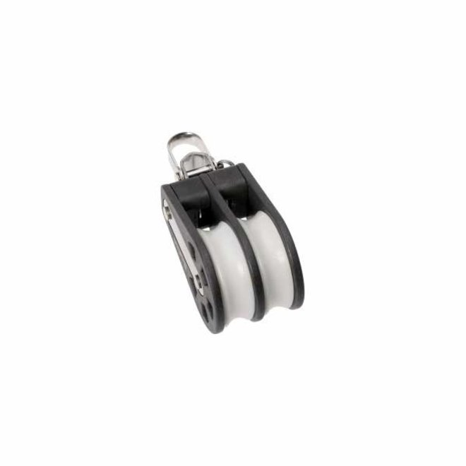 Barton Size 3 Double Block with Reversible Shackle
