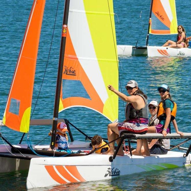 Hobie Getaway Sailboat