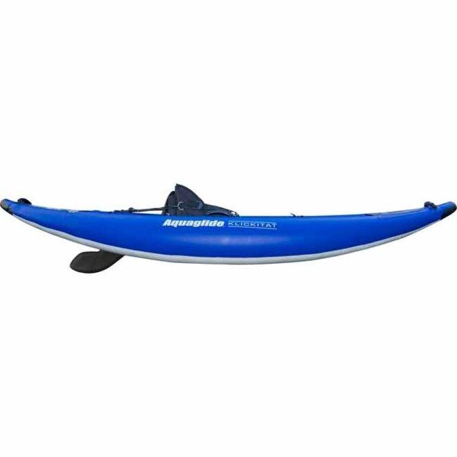 Aquaglide Klickitat HB One Inflatable Single Kayak