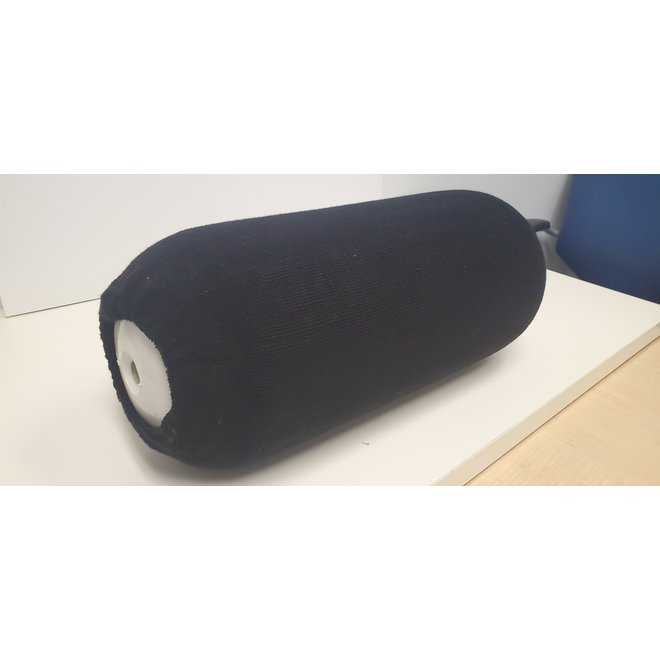 Fendress Black Fender Cover Pair 10