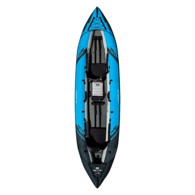 Aquaglide Chinook 120 Inflatable Kayak