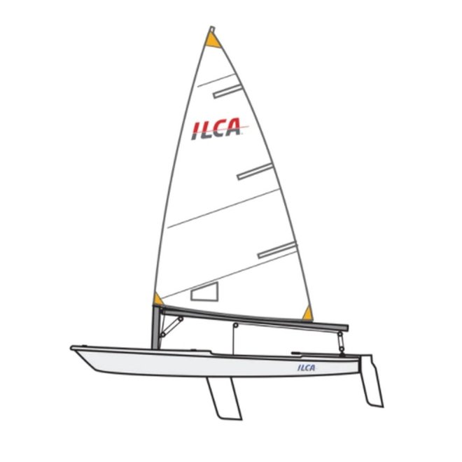 ILCA (Laser®) Sailboat Package 2 PSA