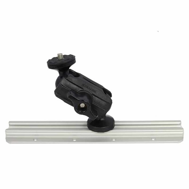"""YakAttack Articulating Pro Camera Mount, Includes 1/4""""-20 mount and GoPro"""