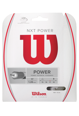 WILSON NXT POWER 17 FULL SET (NATURAL)