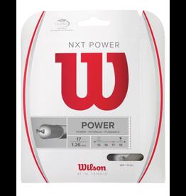 WILSON NXT POWER 17 FULL SET (NATURAL)