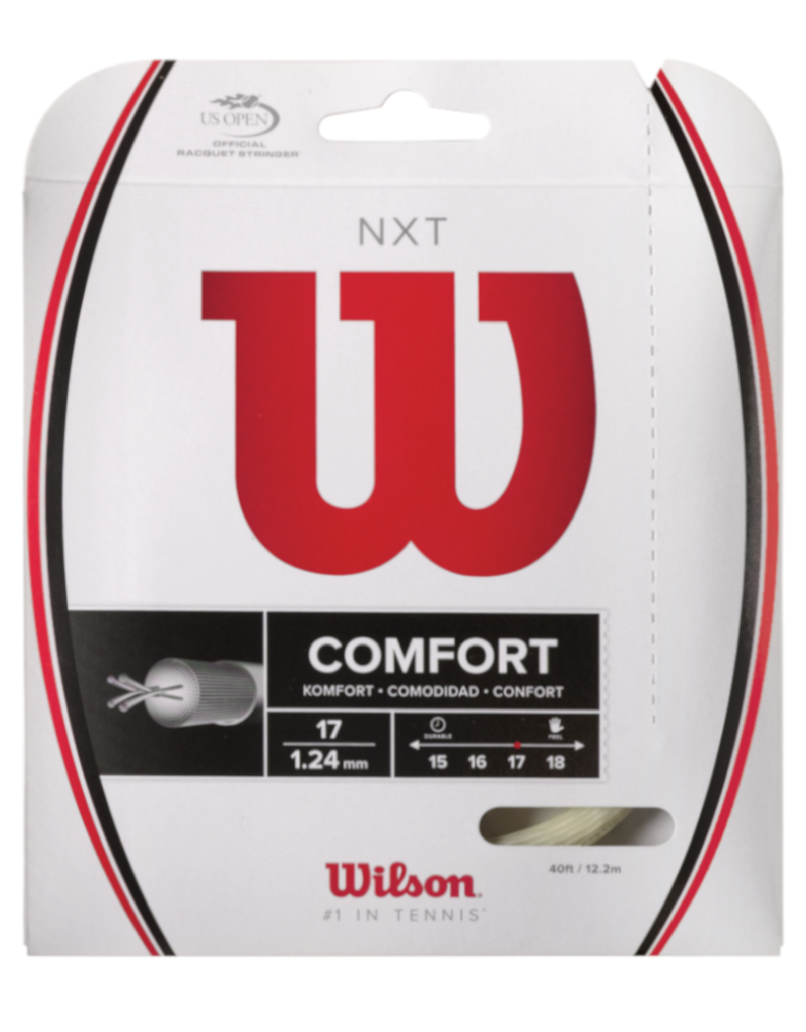 WILSON NXT 17 FULL SET (NATURAL)