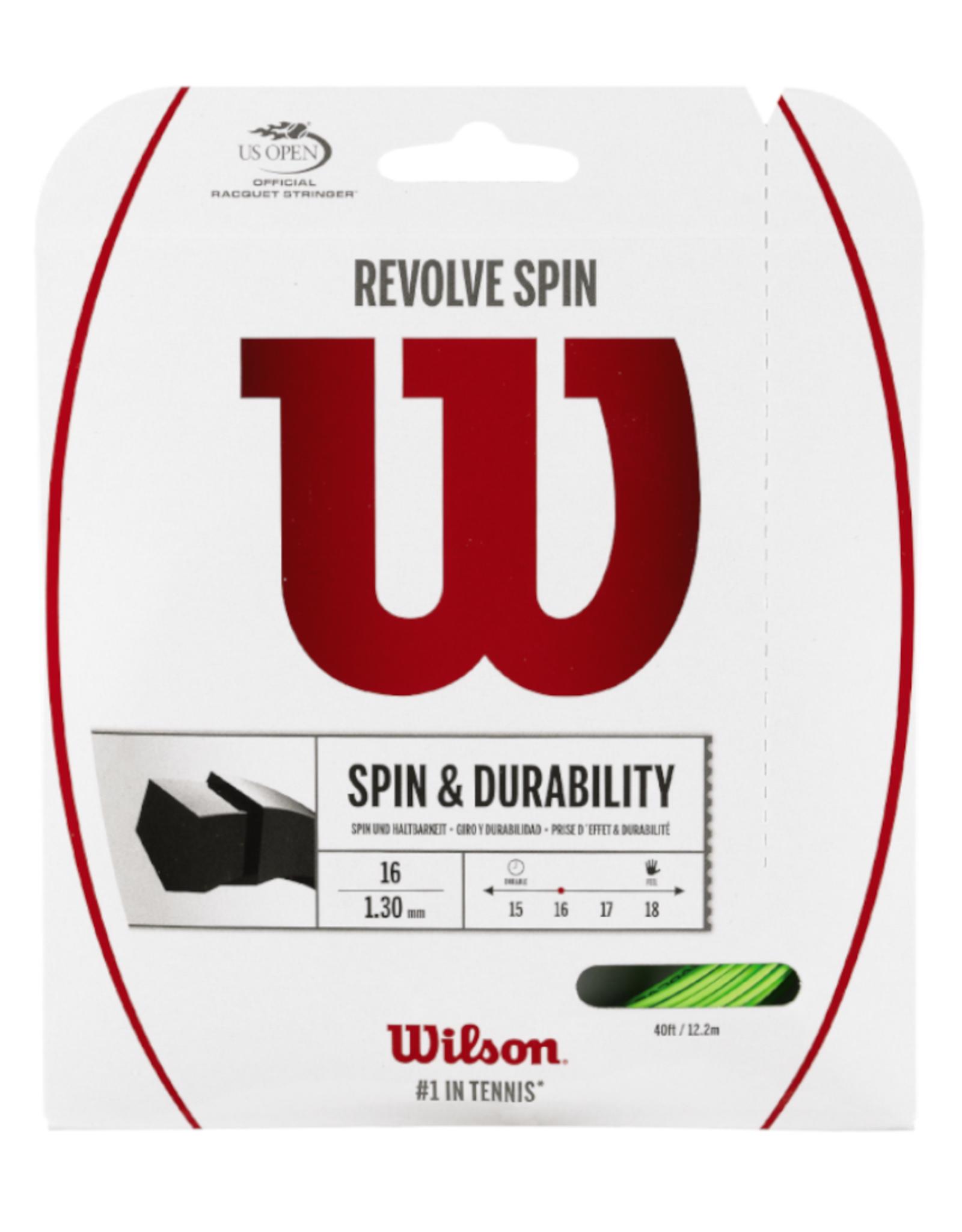 WILSON REVOLVE SPIN 16 FULL SET