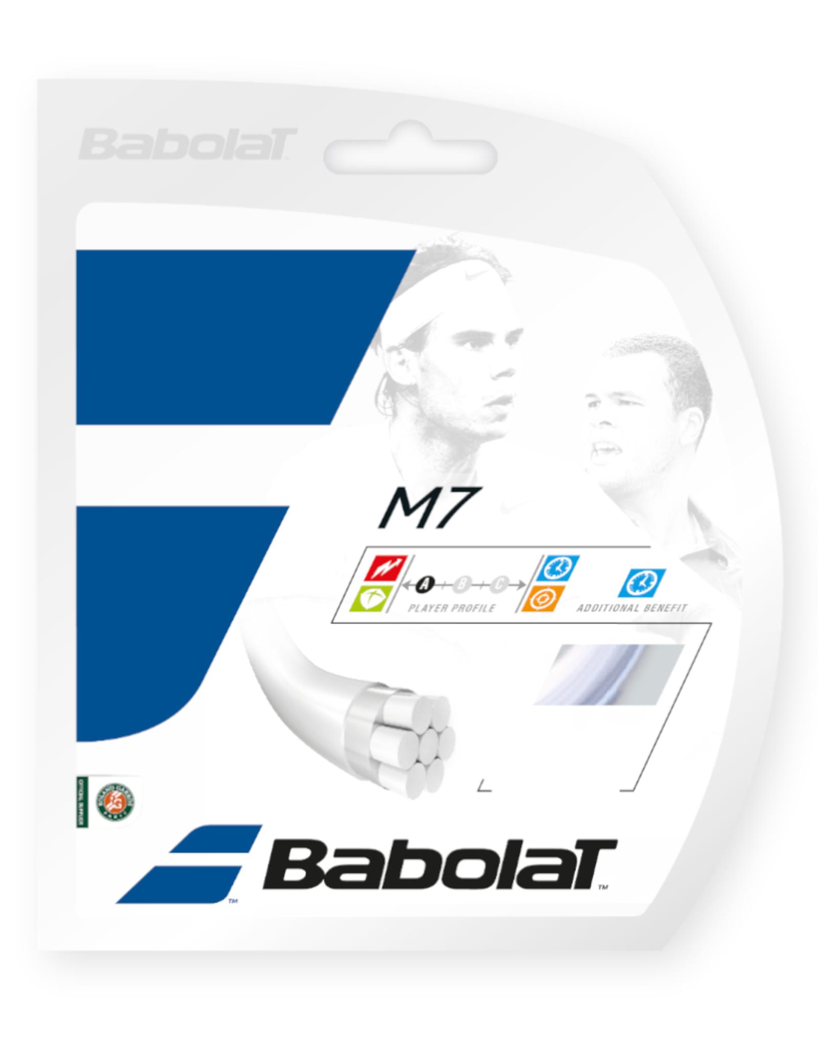 BABOLAT M7 16 FULL SET